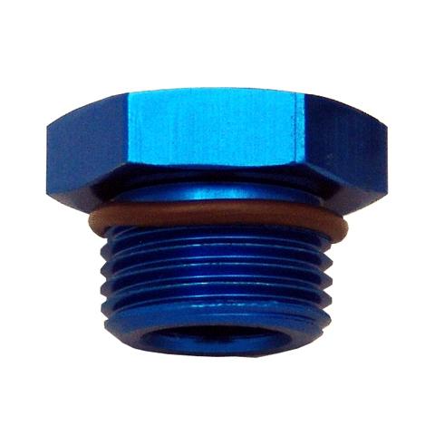Straight Thread O-Ring Plug